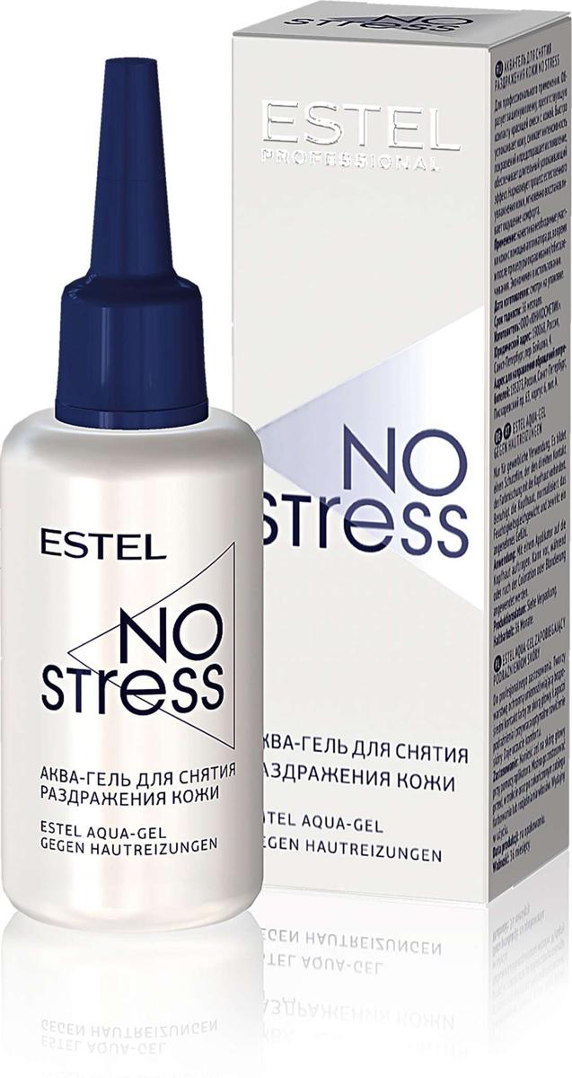 Estel No Stress - Аква-гель для снятия раздражения кожи 30 млNS/30Образует защитную пленку, препятствующую контакту красящей смеси с кожейРезультат: Снижает интенсивность покраснений и предотвращает их появление. Быстро успокаивает кожу, активно увлажняя ее. Мгновенно восстанавливает ощущение комфорта.