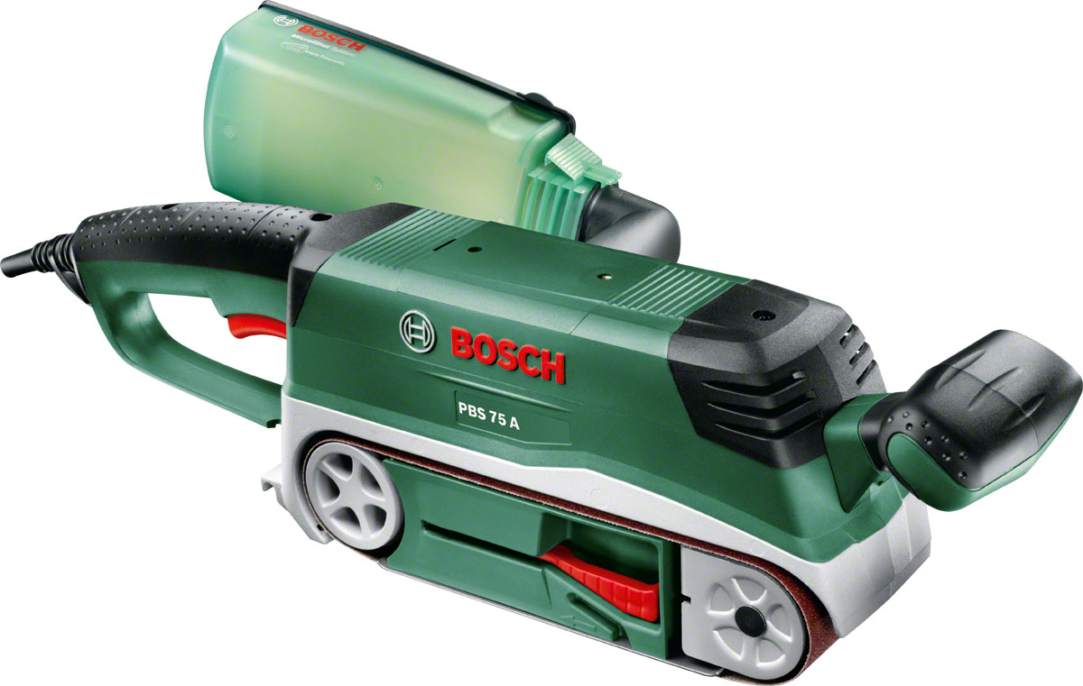 Шлифмашина ленточная Bosch PBS 75 A (06032A1020)