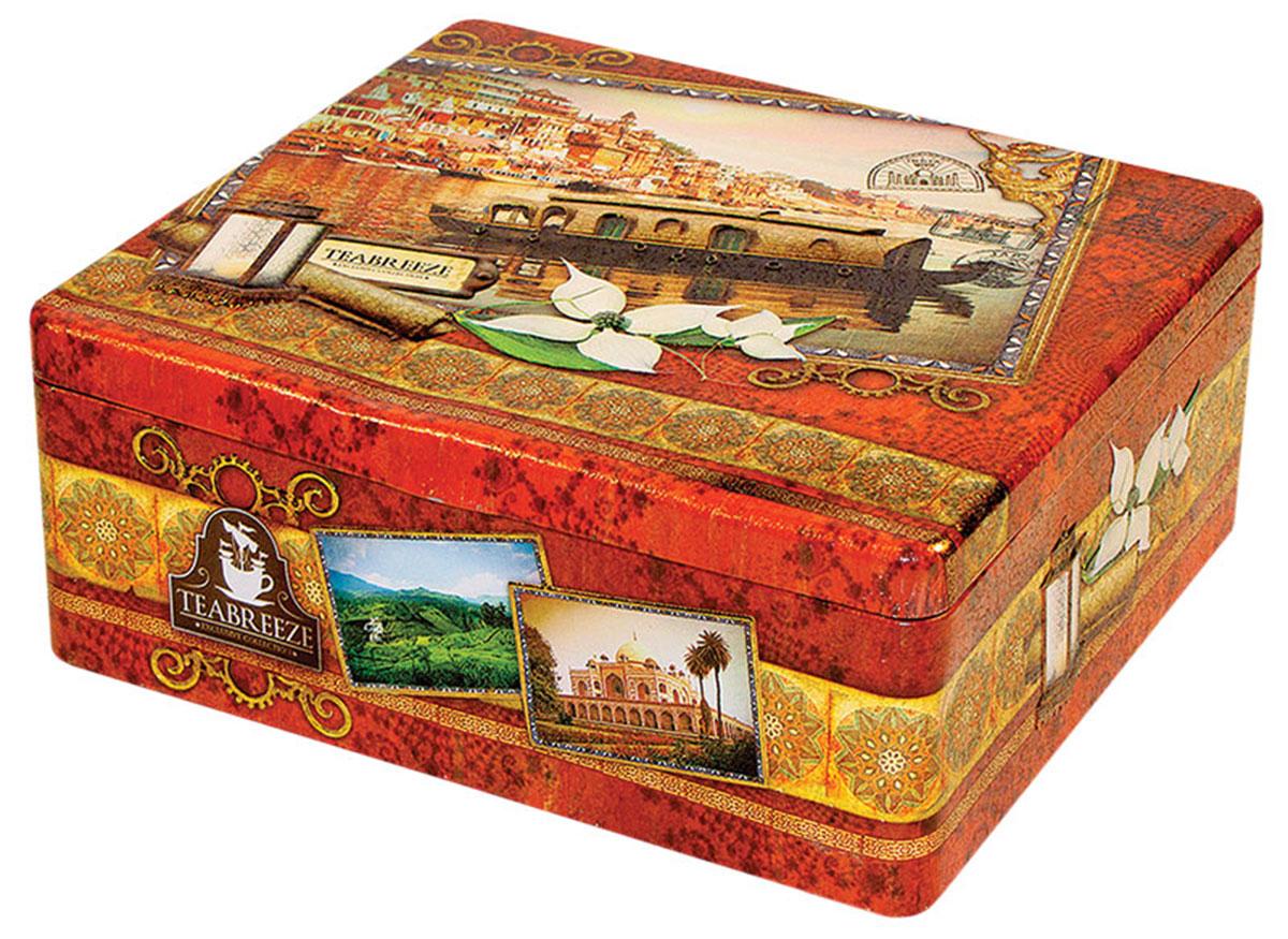 Teabreeze Индия, Цейлон подарочный чайный набор с чашкой, 100 г pediasure смесь со вкусом ванили с 12 месяцев 200 мл