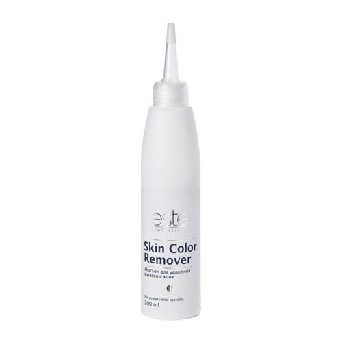 Estel Skin Color Remover - Лосьон для удаления краски с кожи 200 млC/SLEstel Skin Color Remover - Лосьон для удаления краски с кожи мягкое средство, позволяющее деликатно и эффективно удалить краску с кожи. Достаточно небольшого количества для полного очищения. Применяется после процесса окрашивания.Имеет нейтральный pH. Не содержит аммиак.