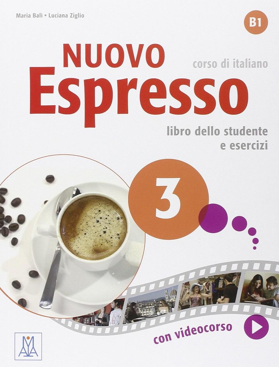 Nuovo Espresso 3: Libro dello studente e eserciziario nuovo espresso grammatica