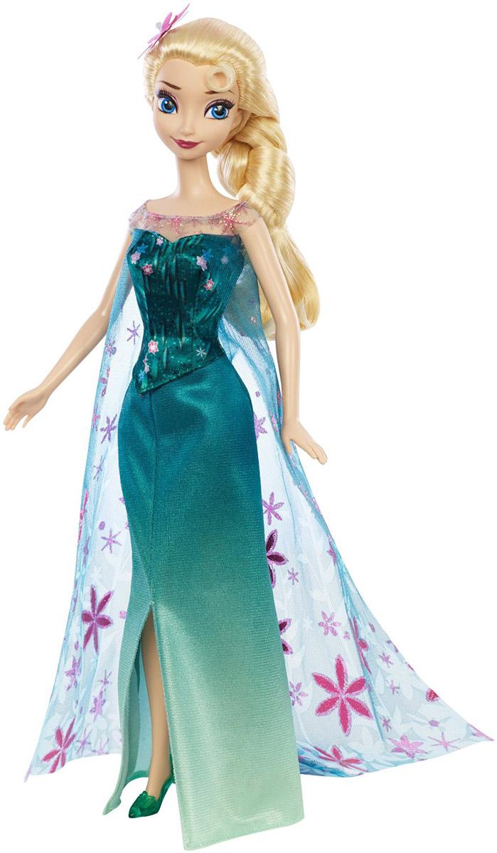 Disney Frozen Кукла Эльза Веселый день рождения
