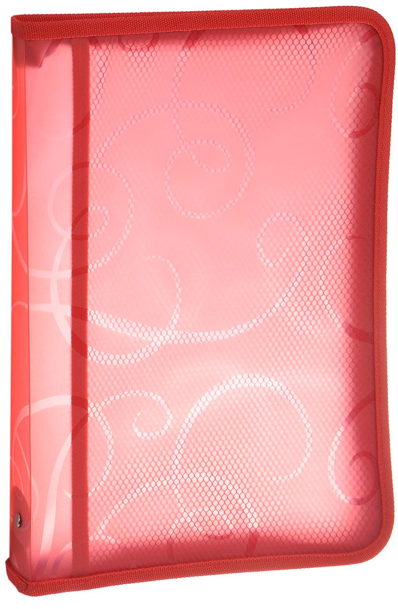 Centrum Папка пластиковая на молнии цвет красный формат А480900_красныйПапка для бумаг на молнии Centrum с внутренним карманом-сеткой изготовлена из качественного пластика с узором. Благодаря совершенной технологии производства папка не подвергается воздействию низкой температуры, не деформируется и не ломается при изгибе и транспортировкеПапка специально предназначена для хранения листов формата А4. Папка - это незаменимый атрибут для любого студента, школьника или офисного работника. Такая папка надежно сохранит ваши бумаги и сбережет их от повреждений, пыли и влаги.