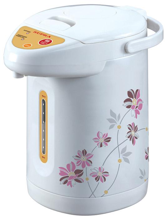 Supra TPS-3003 Flower термопот телефон supra stl 111 белый