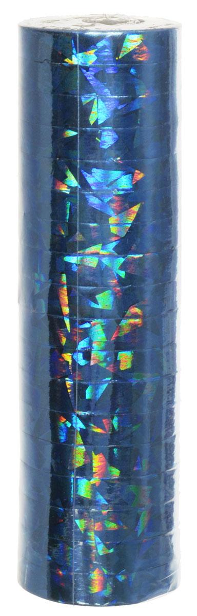 Susy Card Серпантин Металлик цвет голубой -  Серпантин