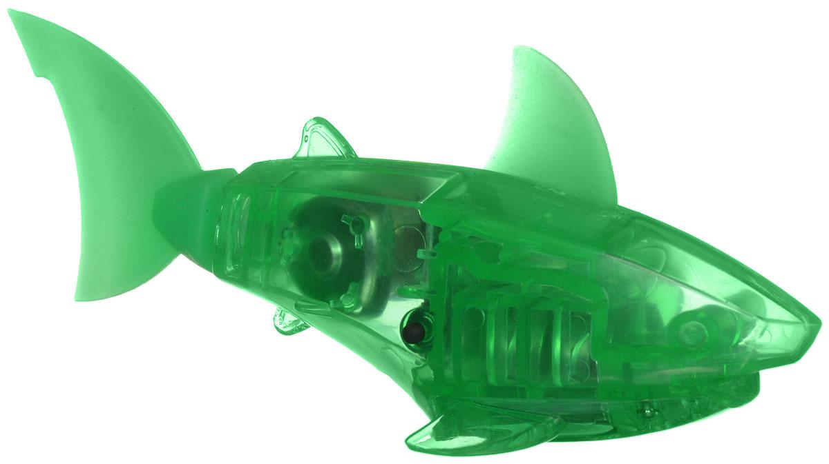 Hexbug Микро-робот AquaBot с аквариумом цвет зеленый deskpets микро робот скитербот цвет зеленый