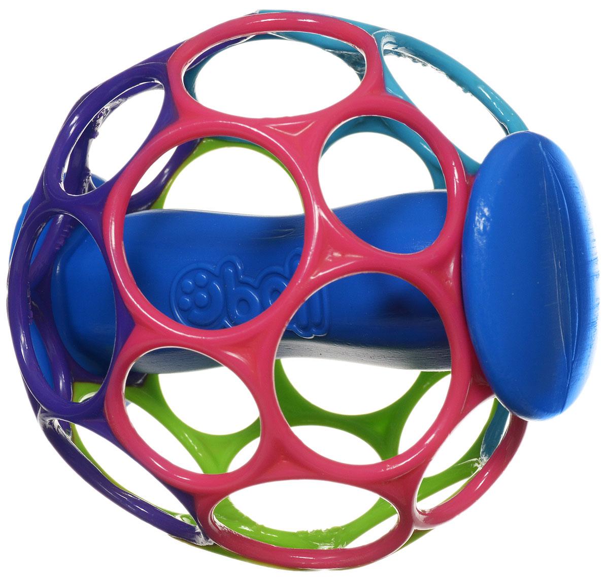 Oball Мячик с поплавком игрушки для ванной oball мячик с поплавком
