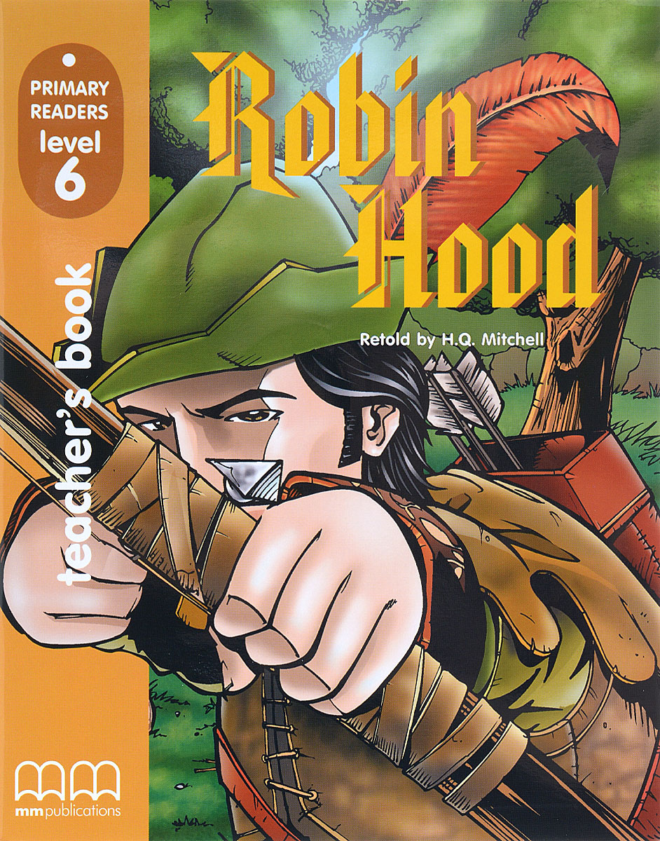 PRIMARY READERS - ROBIN HOOD TEACHER'S BOOK primary colours pupil s book level 4 primary colours page 5