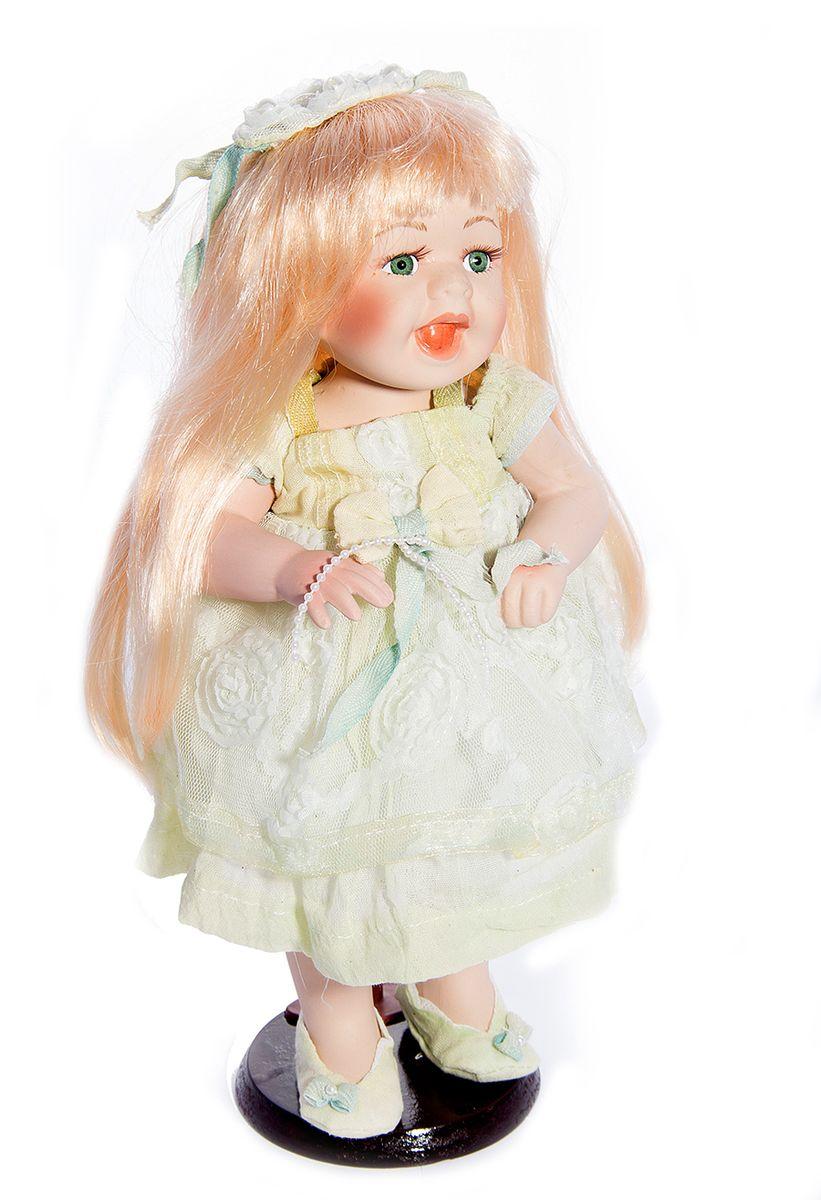 Кукла фарфоровая коллекционная Галина, 38 см. 15823