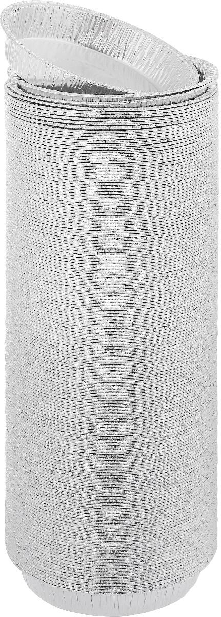 Набор форм для запекания Формация, 11 х 11 х 2 см, 160 шт. C109GФЛГ26846Набор форм Формация, выполненный из алюминиевой фольги, идеально подходит для кексов и пирогов. Изделия обладают всеми свойствами обычной фольги для запекания: гигиеничные, легкие, прочные, теплопроводные. Также формы можно использовать для запекания, для хранения и заморозки продуктов.Комплектация: 160 шт.