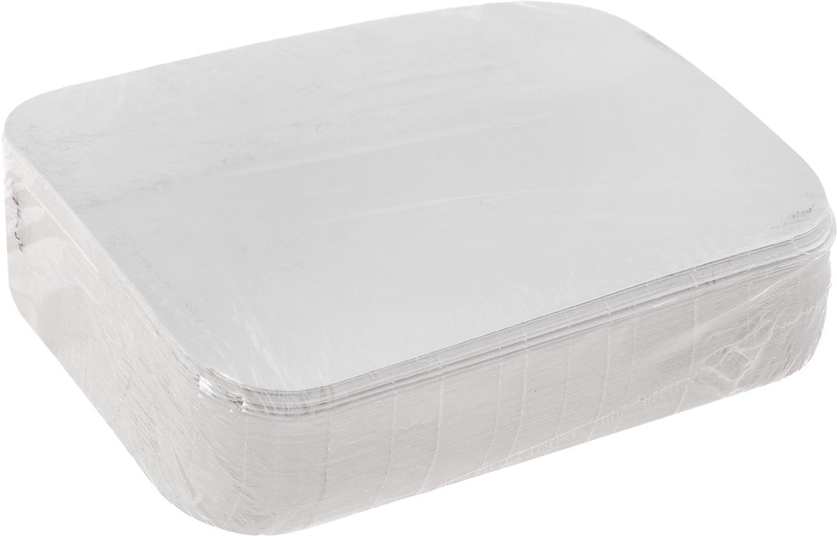 Фото Набор крышек к алюминиевой форме для запекания Формация, 100 штук. CR29L комплектующие изделия для крышек