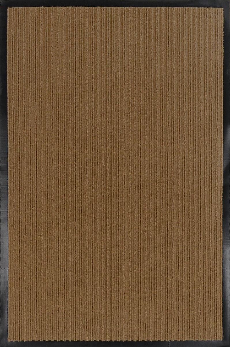Коврик придверный SunStep Ребристый, влаговпитывающий, цвет: бежевый, 90 х 60 см35-057Влаговпитывающий придверный коврик SunStep Ребристый выполнен из высококачественных полимерных материалов. Он прост в обслуживании, прочный и устойчивый к различным погодным условиям. Лицевая сторона коврика мягкая. Прорезиненная основа предотвращает его скольжение по гладкой поверхности и обеспечивает надежную фиксацию. Такой коврик надежно защитит помещение от уличной пыли и грязи.