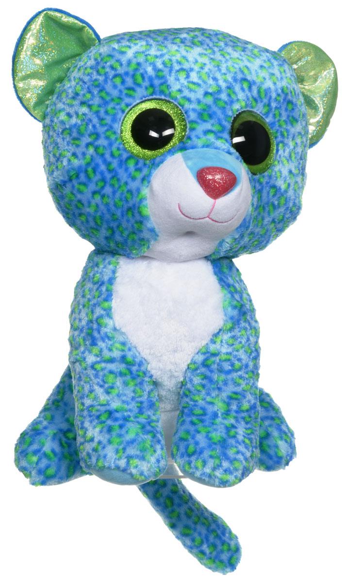 TY Мягкая игрушка Леопард Leona 41 см ty мягкая игрушка брелок пони apple jack 10 см