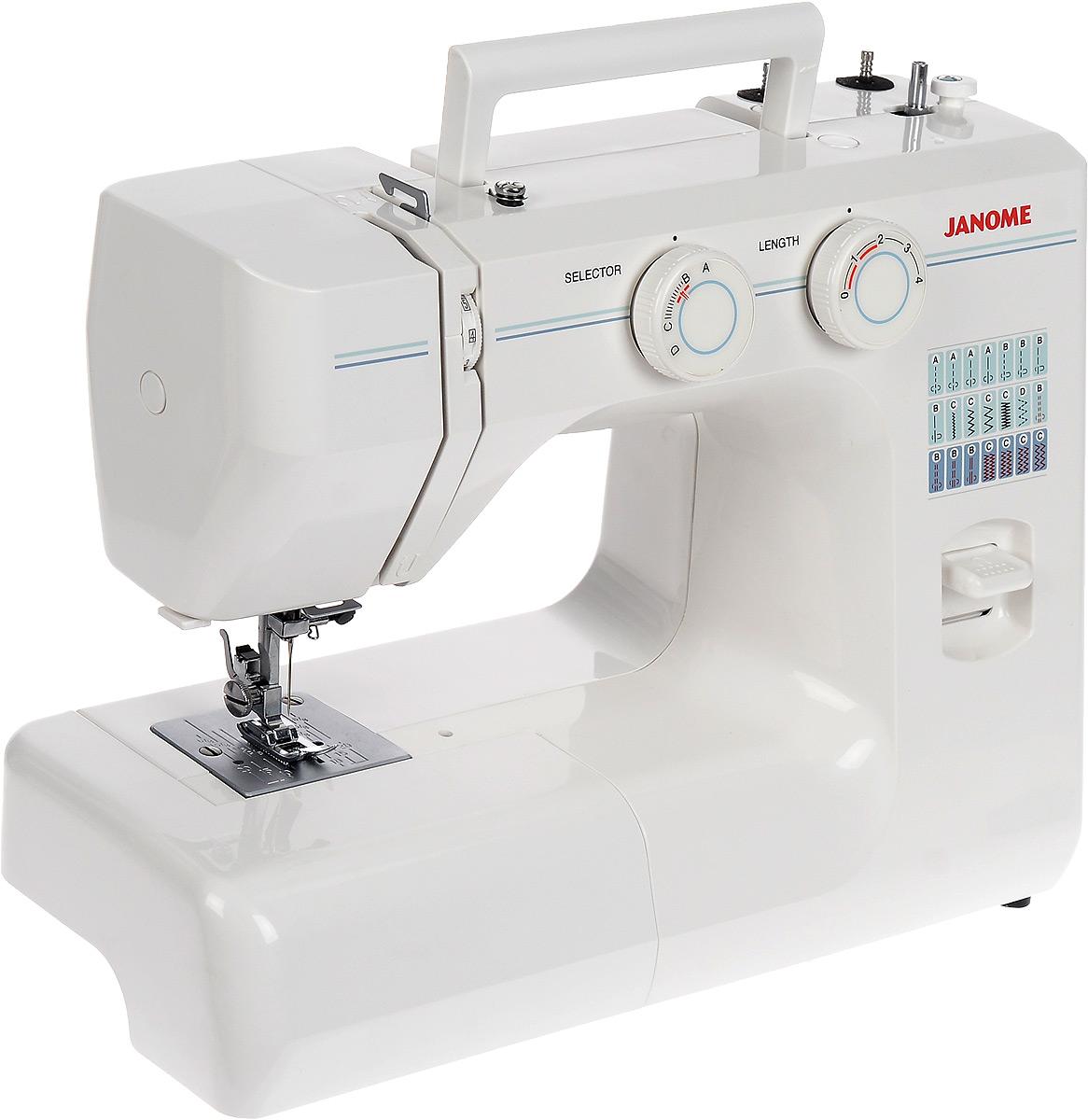 Janome 2004 швейная машина