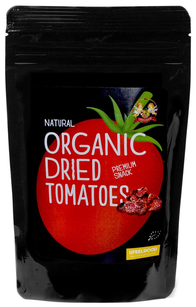 UFEELGOOD Organic Dried Tomatoes органические вяленные томаты, 100 г