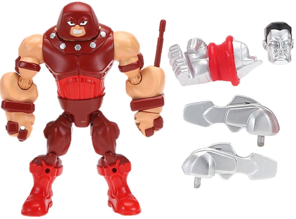 Hero Mashers Разборная фигурка Juggernaut hero mashers разборная фигурка a bomb