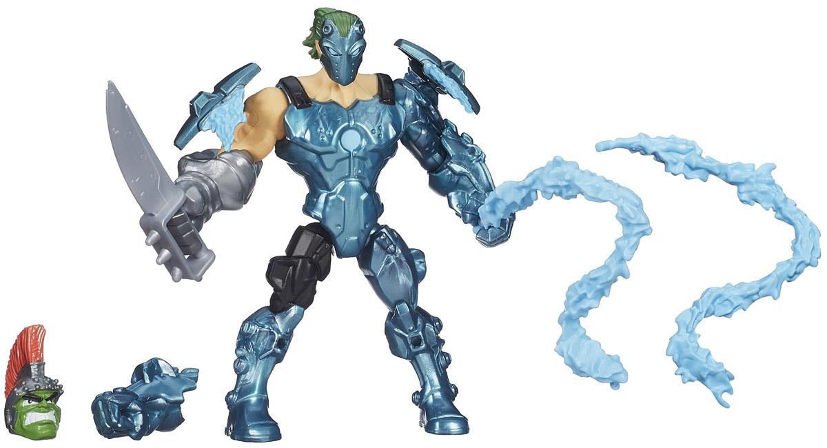 Hero Mashers Разборная фигурка Marvel'S Whiplash