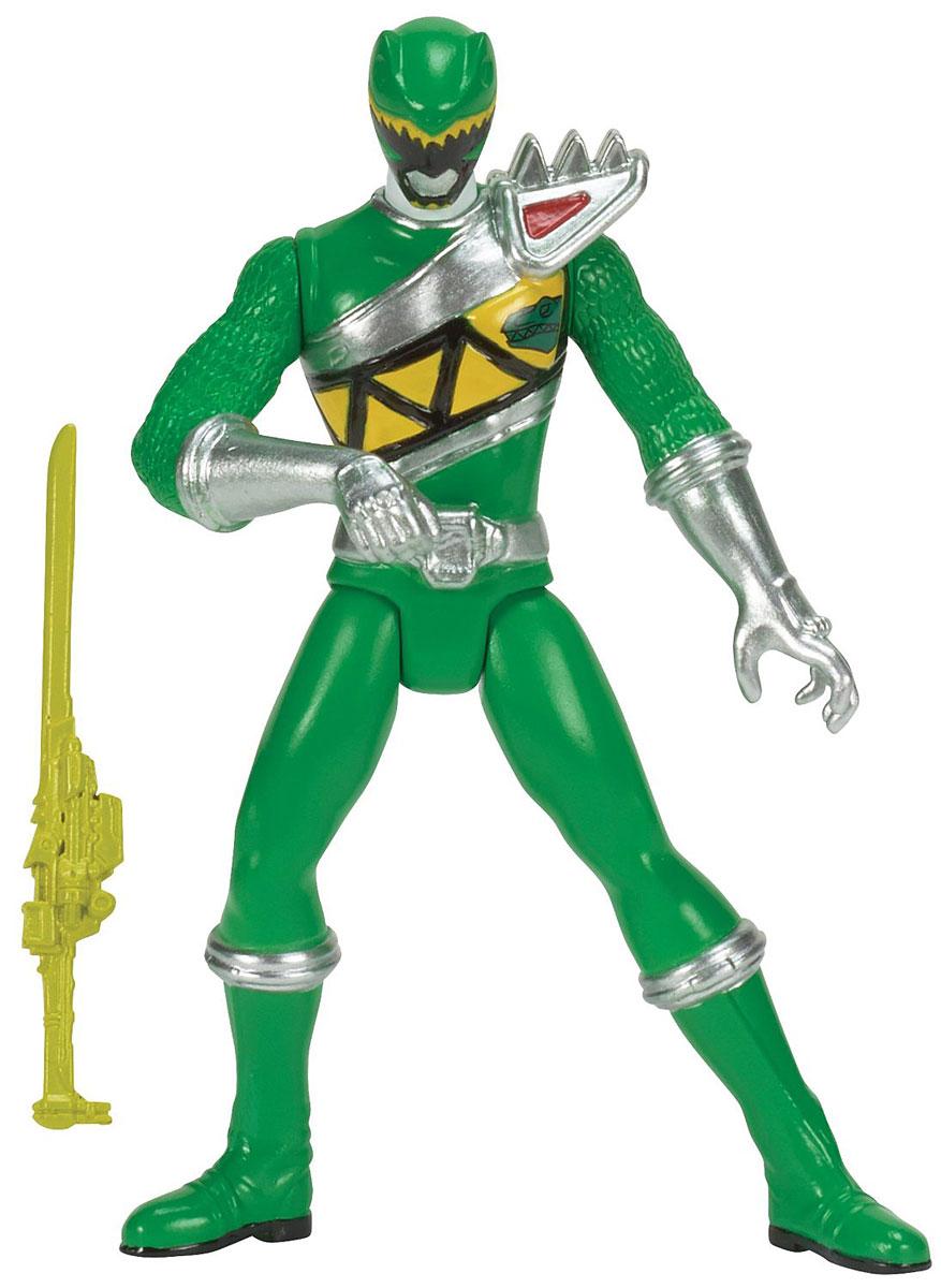 Power Rangers Фигурка Могучие рейнджеры Dino Charge цвет светло-зеленый брюки aliera брюки