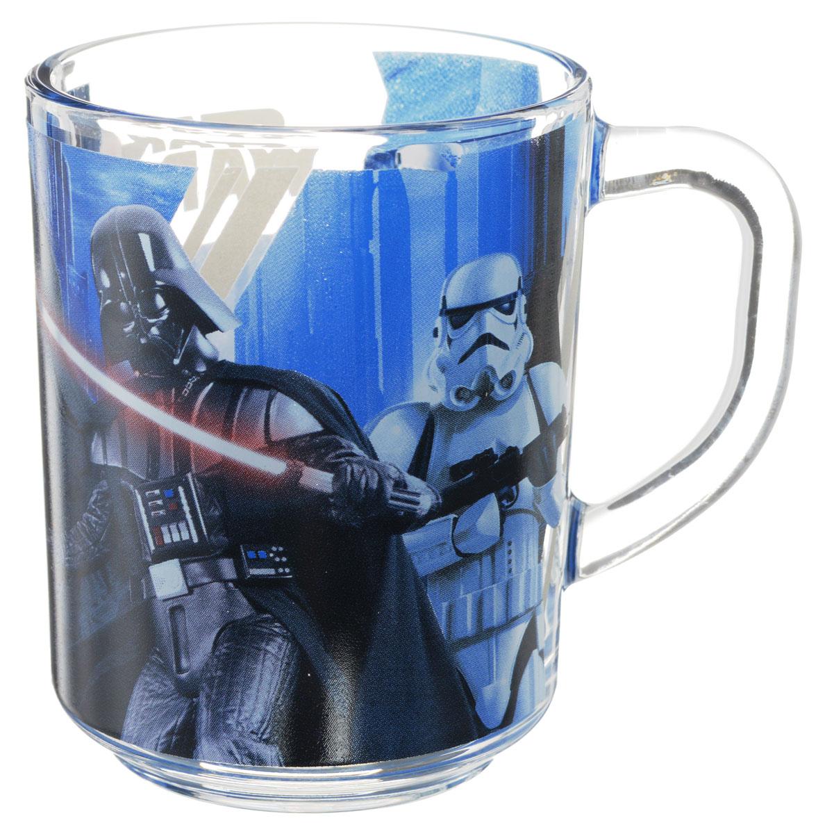Star Wars Кружка детская Дарт Вейдер и штурмовики 250 мл