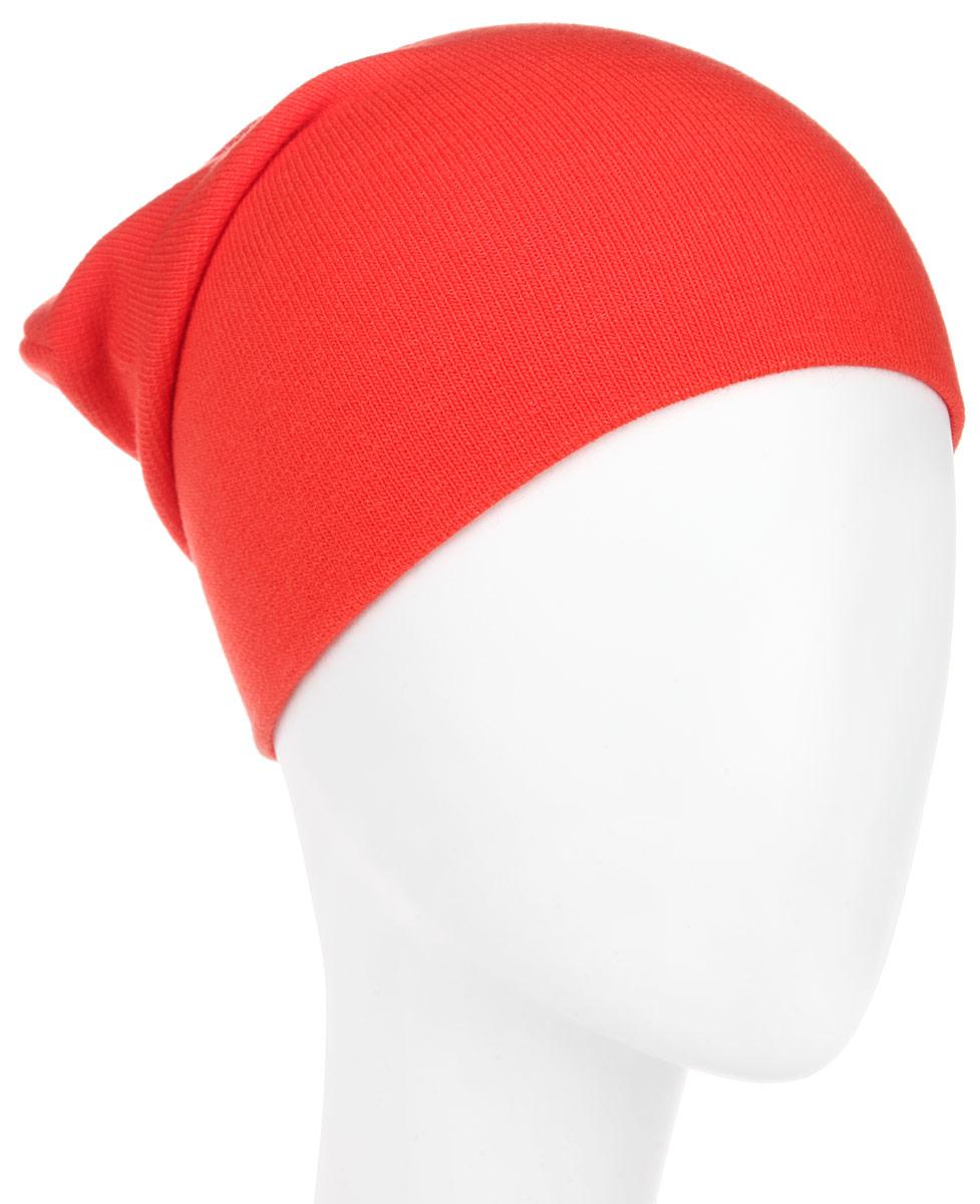 Шапка мужская Marhatter, цвет: красный. Размер 57/59. MYH5287MYH5287Стильная мужская шапка Marhatter отлично дополнит ваш образ в холодную погоду. Сочетание акрила и эластана шапка максимально сохраняет тепло и обеспечивает удобную посадку, невероятную легкость и мягкость. Двухслойную шапку можно носить как с отворотом, так и без. Модная шапка Marhatter подчеркнет ваш неповторимый стиль и индивидуальность. Такая модель будет актуальна как на спортивных мероприятиях, так и в повседневной жизни. Уважаемые клиенты!Размер, доступный для заказа, является обхватом головы.