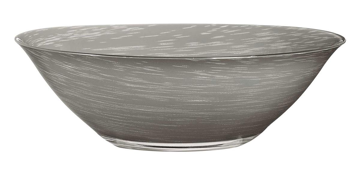 Миска Luminarc Stonemania Grey, диаметр 16,5 смH3549Миска Luminarc Stonemania Grey выполнена из высококачественного стекла. Изделие сочетает в себе изысканный дизайн с максимальной функциональностью. Она прекрасно впишется винтерьер вашей кухни и станет достойным дополнением к кухонному инвентарю. Миска Stonemania Grey подчеркнет прекрасный вкус хозяйки истанет отличным подарком. Диаметр миски (по верхнему краю): 16,5 см. Высота стенки: 5 см.
