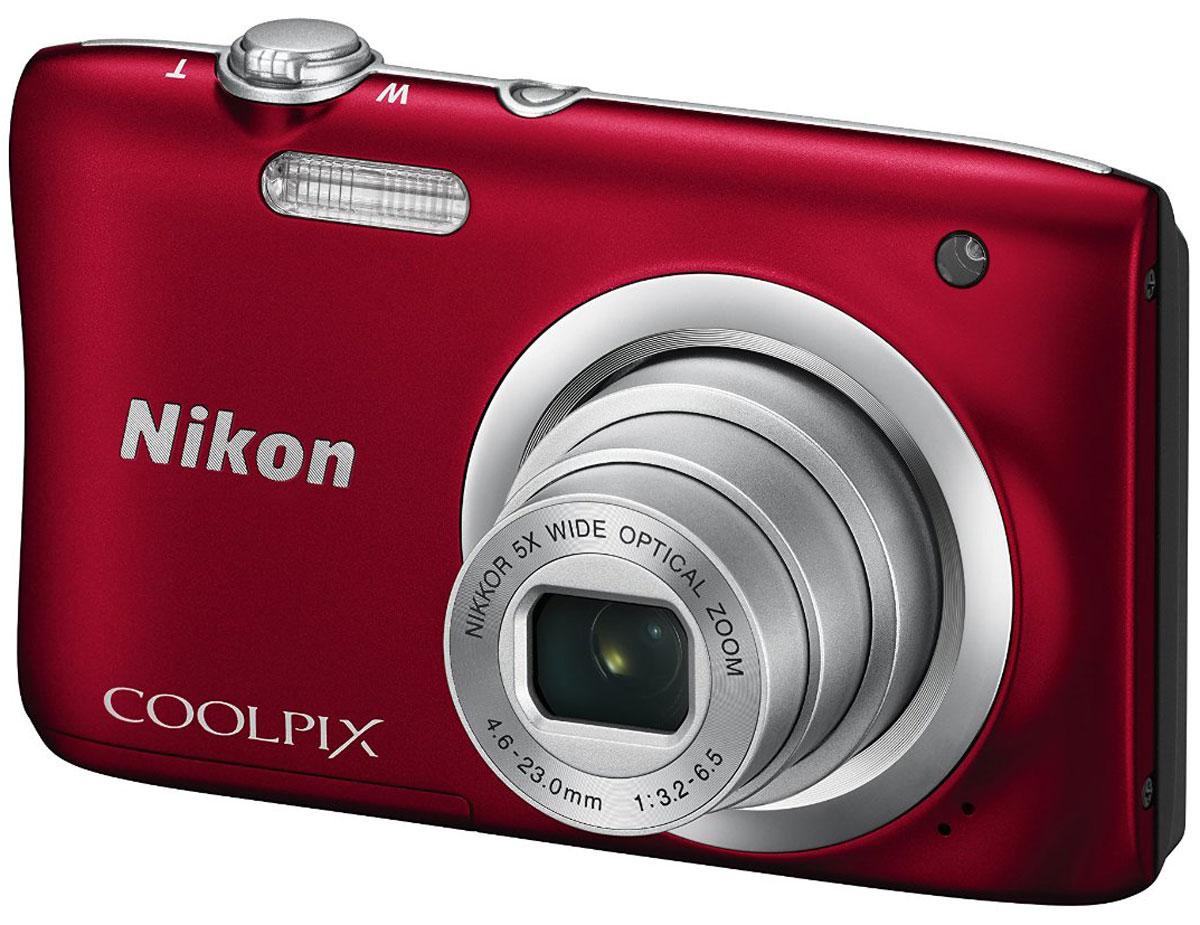 Nikon CoolPix A100, Redцифровая фотокамера Nikon
