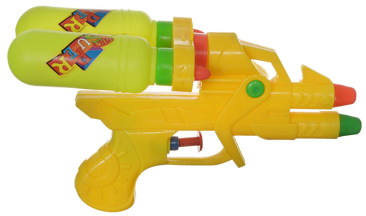 Bebelot Водный пистолет Мощная атака цвет желтый пистолет водный bebelot шпион 11 см