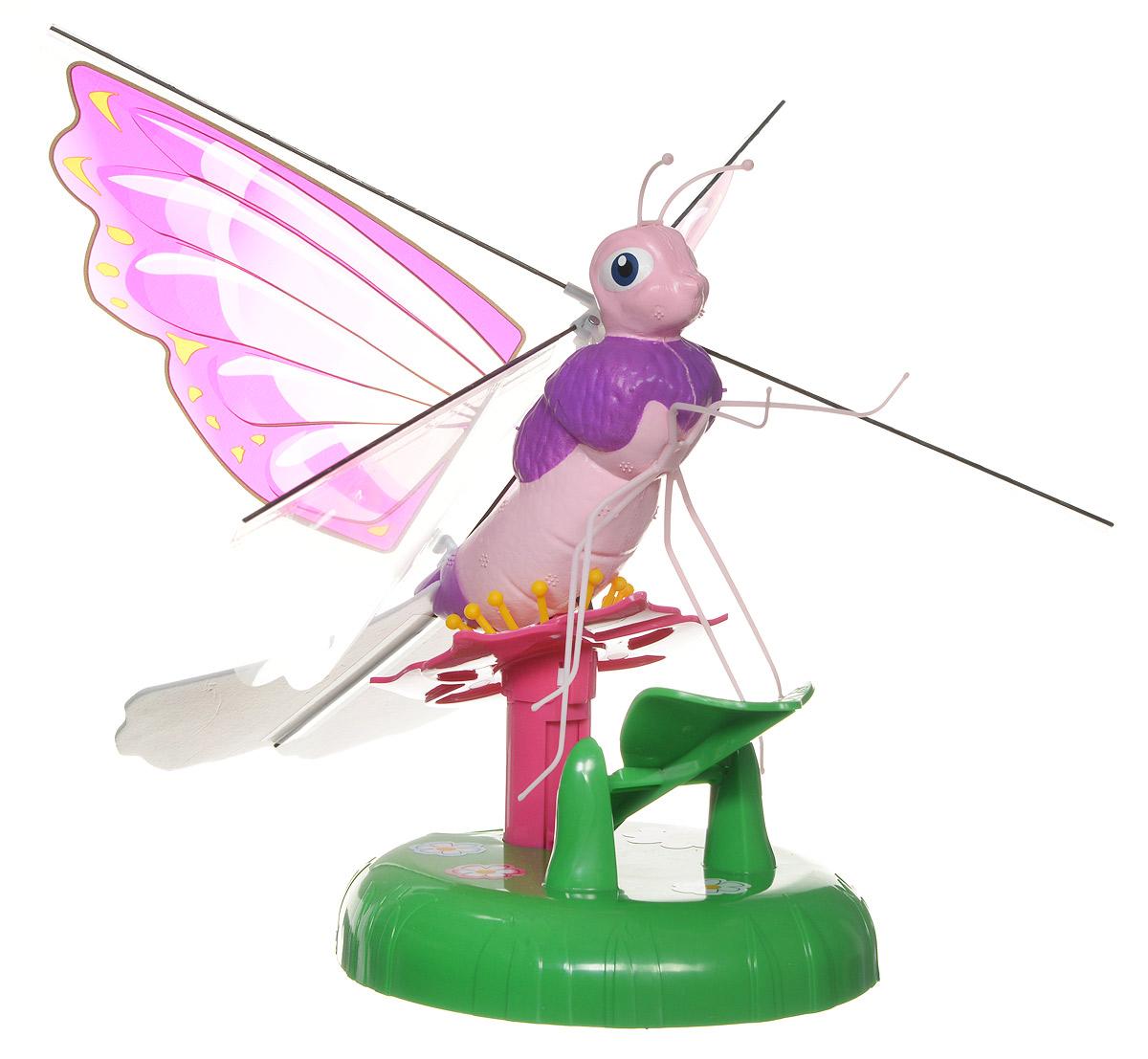 Splash Toys Интерактивная игрушка Летающая бабочка Kaly купить гоша интерактивная игрушка