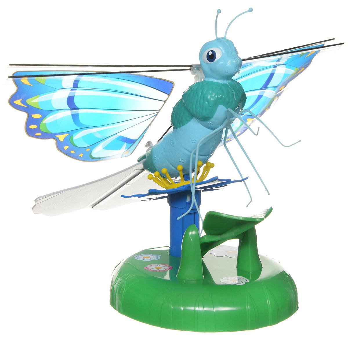 Splash Toys Интерактивная игрушка Летающая бабочка Zinnia splash toys для создания ободков
