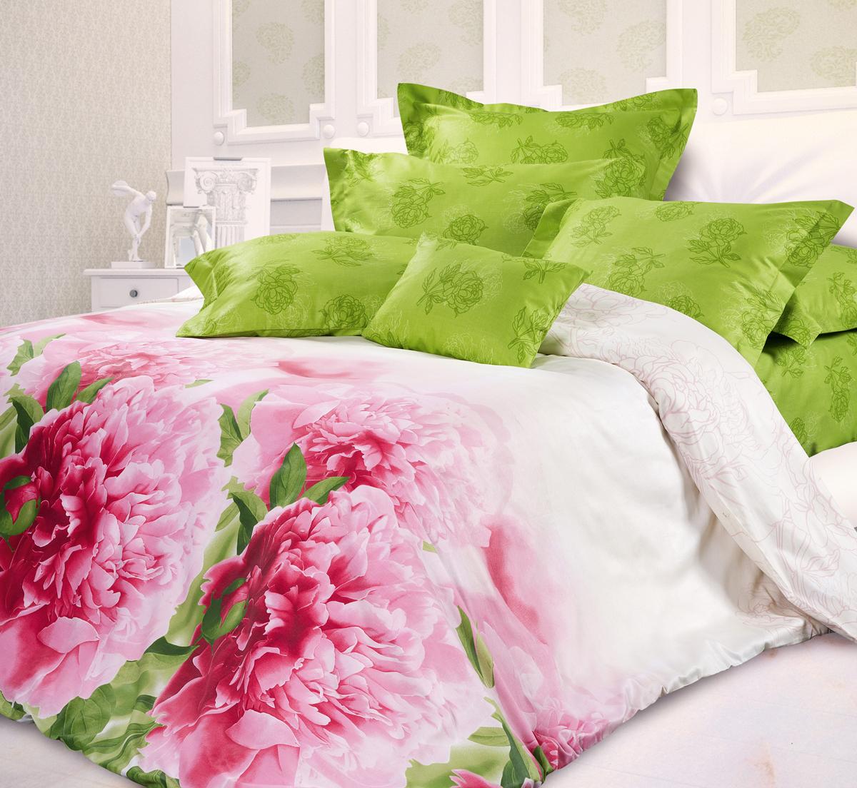 Комплект белья Унисон Дивный сад, 1,5 спальное, наволочки 70 х 70. 329470329470Комплект постельного белья УнисонДивный сад состоит из пододеяльника, простыни идвух наволочек. Постельное белье оформлено оригинальным яркимизображением цветов. Такой дизайнпридется по душе каждому. Роскошная коллекция постельного белья из 100% хлопкавысшего качества. Мягкий, износостойкий, нежный сатин сблагородным шелковистым блеском производится изкрученой хлопковой нити поспециальной технологии двойного плетения.Приобретая комплект постельного белья УнисонДивный сад, вы можете быть уверенны в том, чтопокупка доставит вам ивашим близким удовольствие и подаритмаксимальный комфорт.Унисон - это несколько серий постельного белья с разными дизайнами: яркиймолодежный Унисон teens, Унисон а-ля русс с народными мотивами,утонченная коллекция Акварель и другие.
