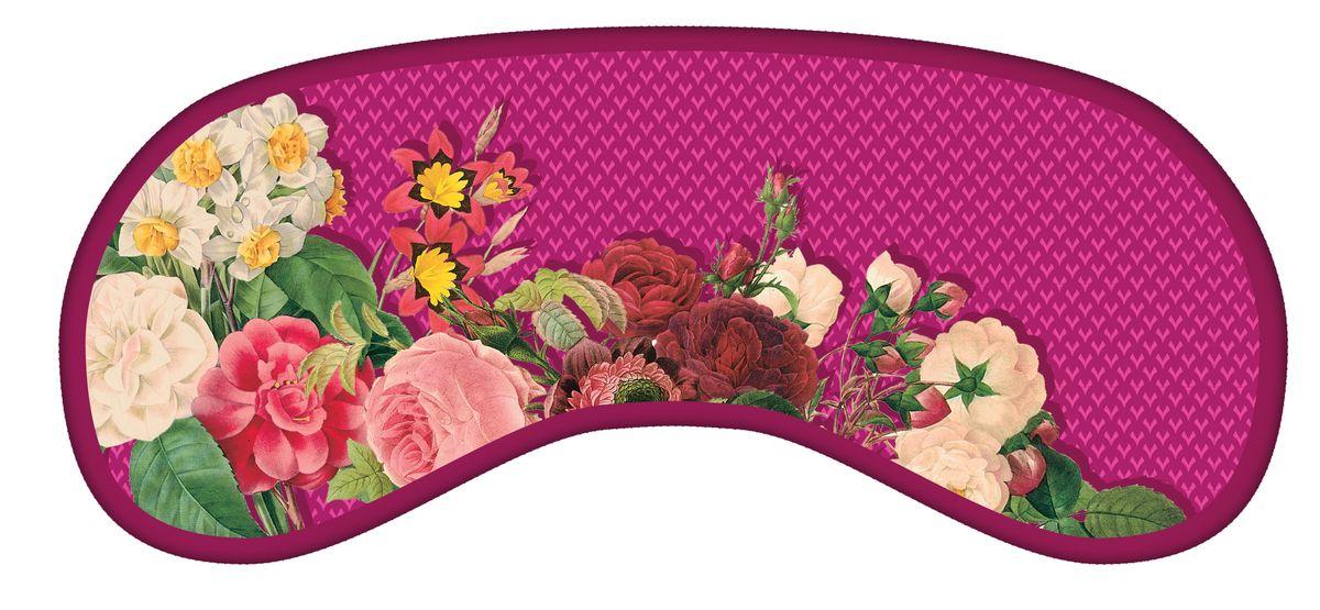 Маска для сна Феникс-Презент Цветы. 40657 феникс презент