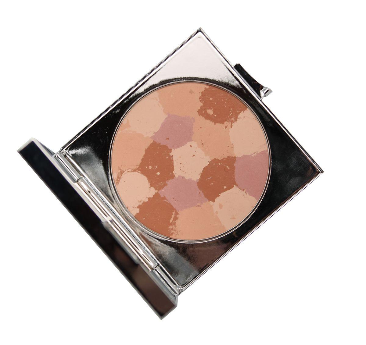 YZ Румяна Muiti Colour, тон 21, 10 г3821Cмешение четырех оттенков позволяет получить разные эффекты от макияжа. Румяна состоят из матовых и перламутровых оттенков с корректирующими и светоусиливающими свойствами, придают сияние коже любого типа: розовый освежает цвет лица, сиреневый нейтрализует любые несовершенства кожи желтого и коричневого оттенков: веснушки, пигментные и родимые пятна. Белый придает яркость, лиловый улавливает свет, золотистый и перламутровый придают коже