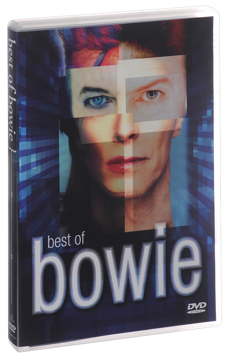 David Bowie: Best Of Bowie (2 DVD) david bowie nothing has changed the very best of bowie 2 lp