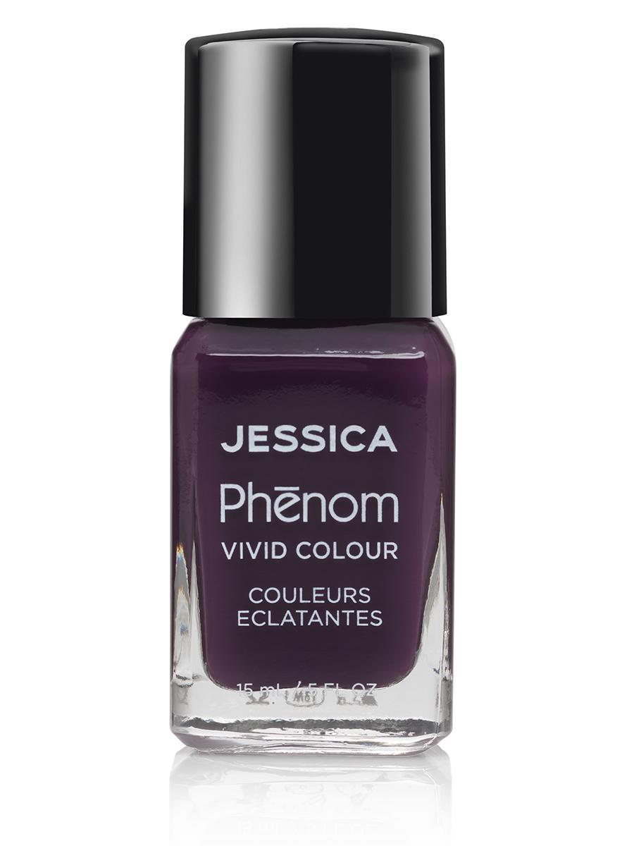 """Jessica Phenom Цветное покрытие Vivid Colour """"Exquisite"""" № 36, 15 мл"""