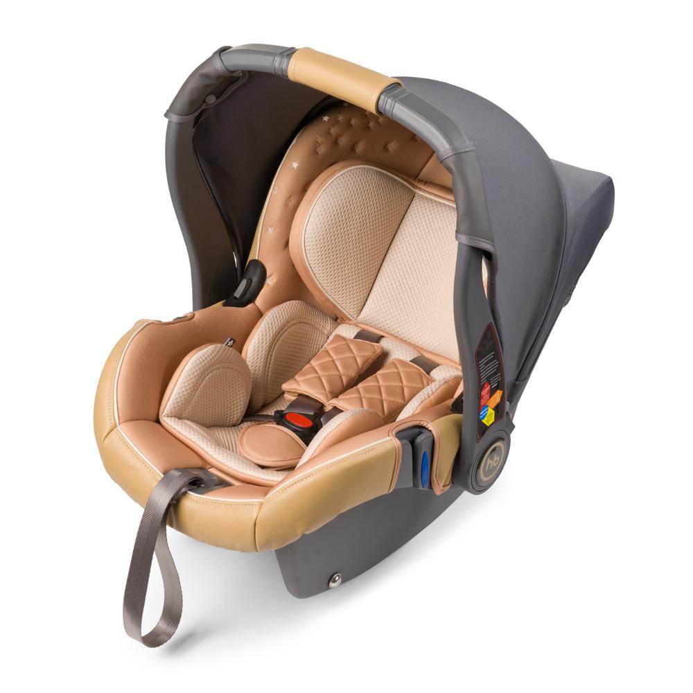 Автокресло Happy Baby Gelios V2 Beige до 13 кг
