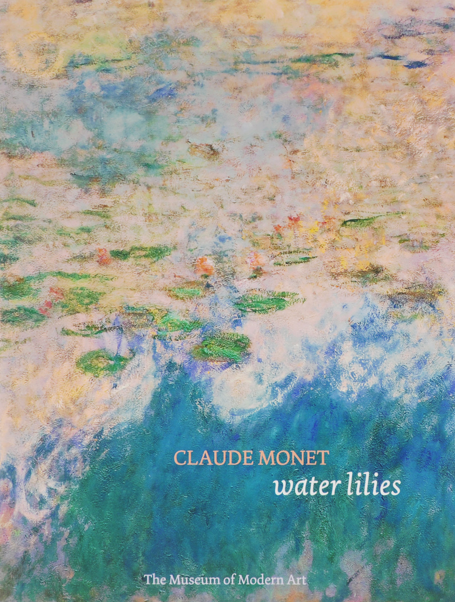 Claude Monet: Water Lilies wall of the cold and hot water tap copper concealed washbasin single hole basin faucet stainless steel waterfall faucet lt 304 4