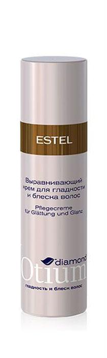 Estel Otium Diamond Легкий flex-крем для гладкости и блеска волос 100 млOTM.26Estel Otium Diamond Легкий flex - крем для гладкости и блеска волос. Ультралёгкий крем с комплексом D & М выравнивает непослушные и волнистые волосы, делает их гладкими, шелковистыми, наполняет бриллиантовым блеском.Мягкая формула крема увлажняет и кондиционирует волосы, повышает их эластичность.