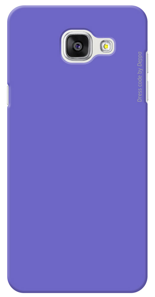 Deppa Air Case чехол для Samsung Galaxy A5(2016), Purple чехол deppa art case и защитная пленка для samsung galaxy s6 патриот крым ваш