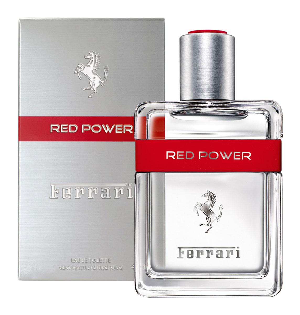 Ferrari Туалетная вода  RED POWER /РЕД ПАУЭР  мужская, 40 мл13124Red Power Ferrari - это аромат для мужчин, принадлежит к группе ароматов фужерные. Red Power выпущен в 2012. Парфюмер: Alexandra Carlin. Верхние ноты: Бергамот, красный апельсин, Лаванда и Розовый перец; ноты сердца: Герань, Розмарин, кардамон и Лист фиалки; ноты базы: Мускус, пачули, Белый кедр и Тонка бобы.