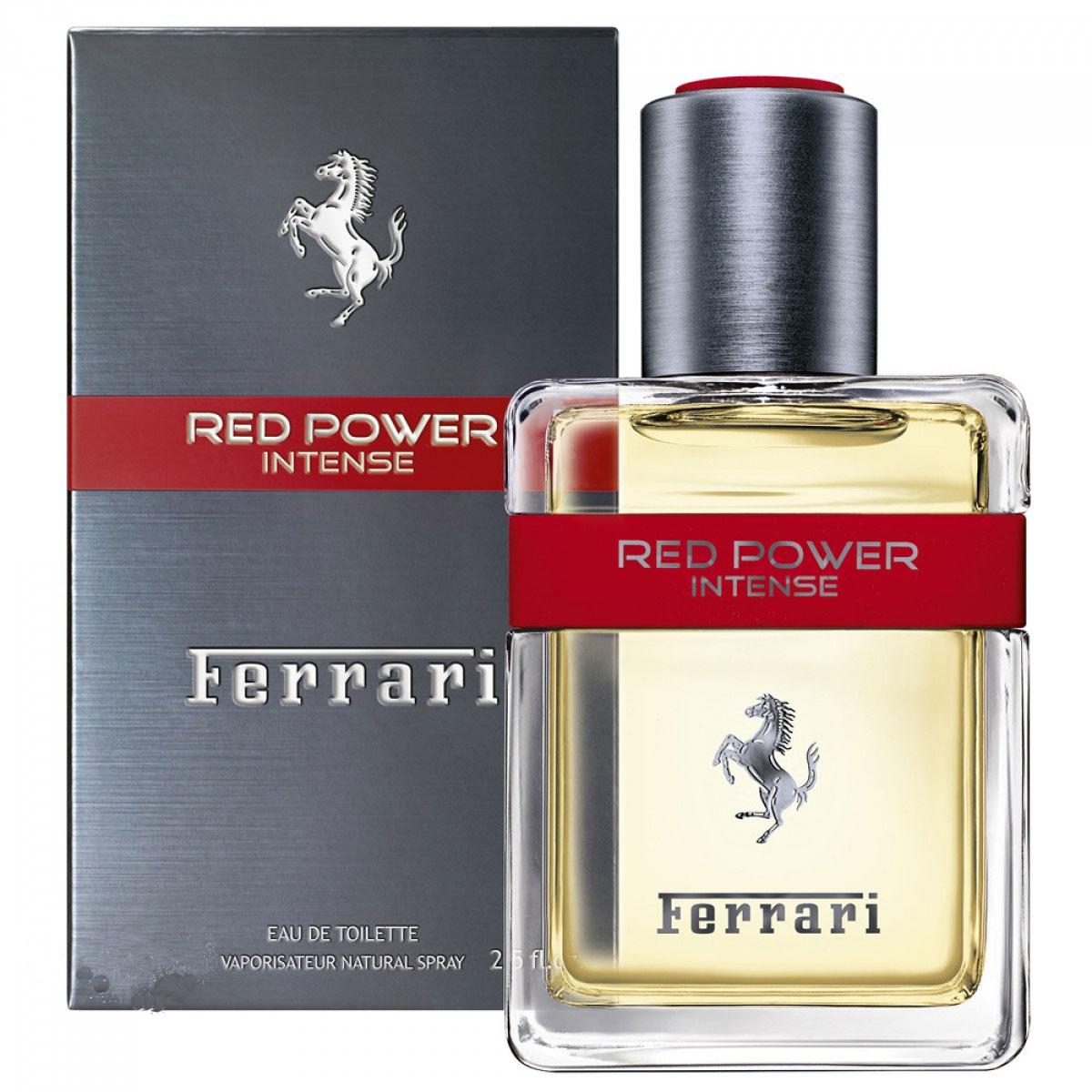 Ferrari Туалетная вода  RED POWER INTENSE мужская, 75 мл67000288Red Power Intense Ferrari - это аромат для мужчин, принадлежит к группе ароматов древесные фужерные. Это новый аромат, Red Power Intense выпущен в 2014. Верхние ноты: мускатный орех, красный перец и Лист фиалки; ноты сердца: Лаванда и ирис; ноты базы: пачули, олибанум, дерево Агар и Амбра.