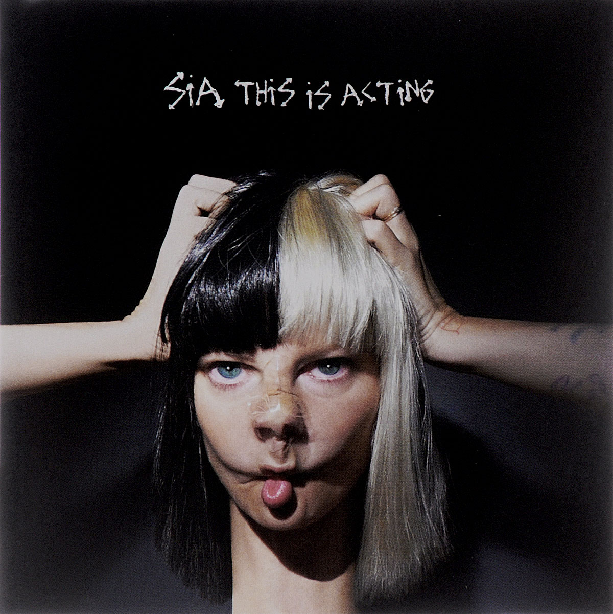 Sia Sia. This Is Acting sia this is acting 2 lp