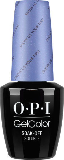 OPI Гель-лак GelColor Show Us Your Tips!, 15 мл opi набор crystal fixation al714 15 мл кристальная пилка