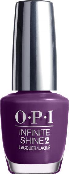 """OPI Лак для ногтей Infinite Shine Endless Purple Pursuit, 15 млISL52""""Линия Infinite Shine была разработана в ответ на желание покупателей получить лаковые покрытия, по свойствам не уступающие гелевым, которые при этом имели бы самые модные оттенки, обладали уникальной формулой и носили культовые имена, которыми так знаменита компания OPI,"""" - объясняет Сюзи Вайс-Фишманн, соучредитель и исполнительный вице-президент OPI. """"Покрытие Infinite Shine наносится и снимается точно так же, как и обычные лаки для ногтей, однако вы получаете те самые блеск и стойкость, которые отличают гелевую формулу!"""" Палитра Infinite Shine включает в себя широкий спектр оттенков, от нейтральных до ярко-красных, оранжевых, розовых, а далее до темно-серых, синих и черного. Лаки Infinite Shine имеют запатентованную формулу. Каждый флакон снабжен эксклюзивной кистью ProWide™ для идеального нанесения."""