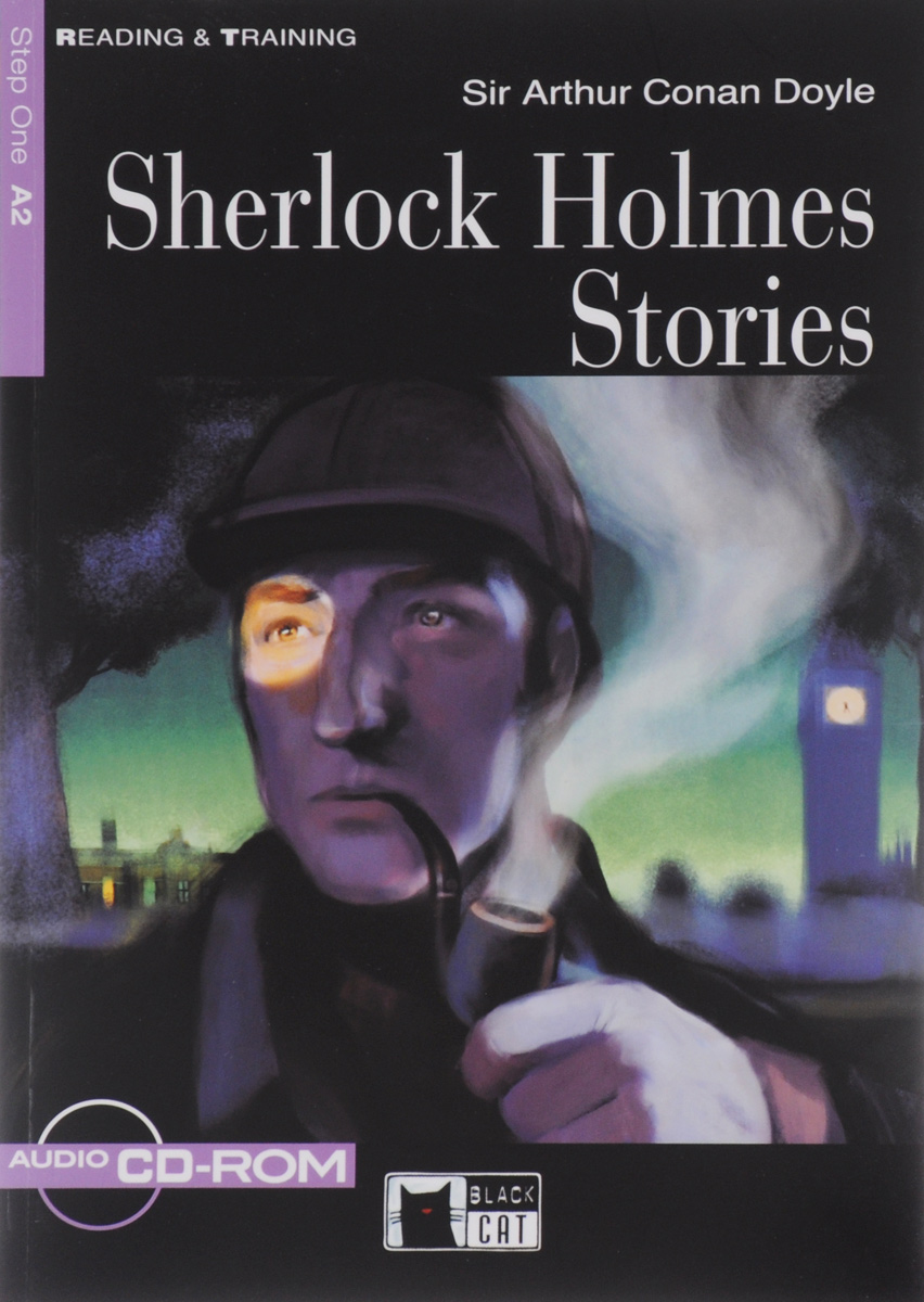 Sherlock Holmes Stories B +D/R детская футболка классическая унисекс printio шерлок холмс sherlock holmes