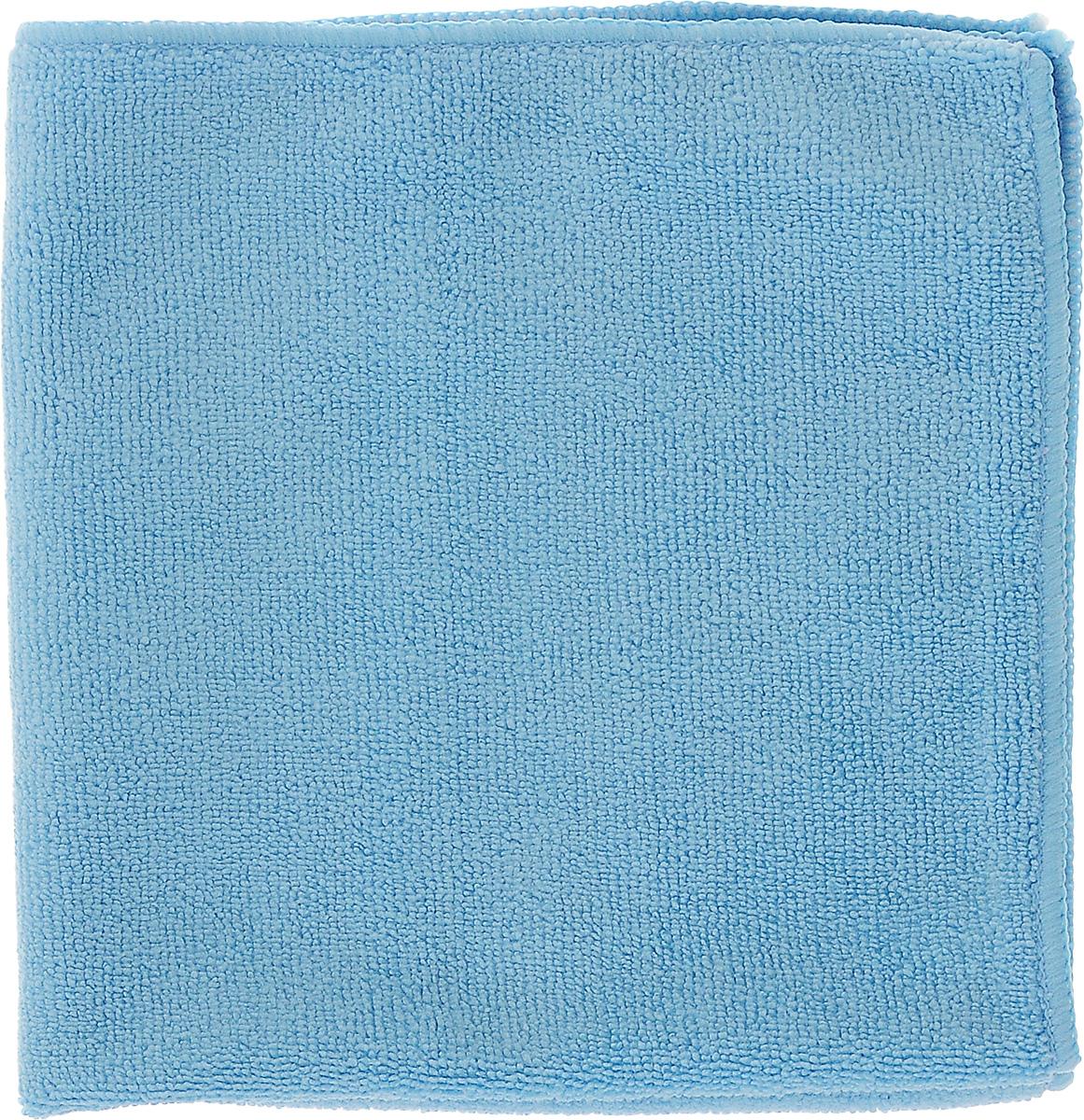 Салфетка для ванной комнаты Unicum Premium, цвет: голубой, 40 х 40 см303224_голубойСалфетка Unicum Premium изготовлена по самым современным технологиям. Уникальные чистящие свойства салфетки - абсорбировать жир, грязь, пыль, никотин - обеспечивают специальные клиновидные микроволокна, которые в 100 раз меньше человеческого волоса. Салфетка обладает непревзойденной способностью быстро впитывать большой объем жидкости (в восемь раз больше собственной массы).Допускается ручная и машинная стирка при 60°С.Состав: вискоза 80%, полиэстер 20%.