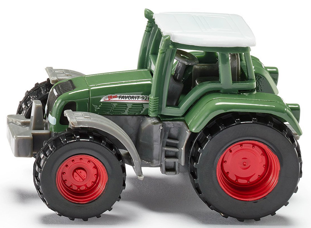 Siku Трактор Fendt Favorit 926 Vario siku трактор fendt 939 с прицепом и бревнами