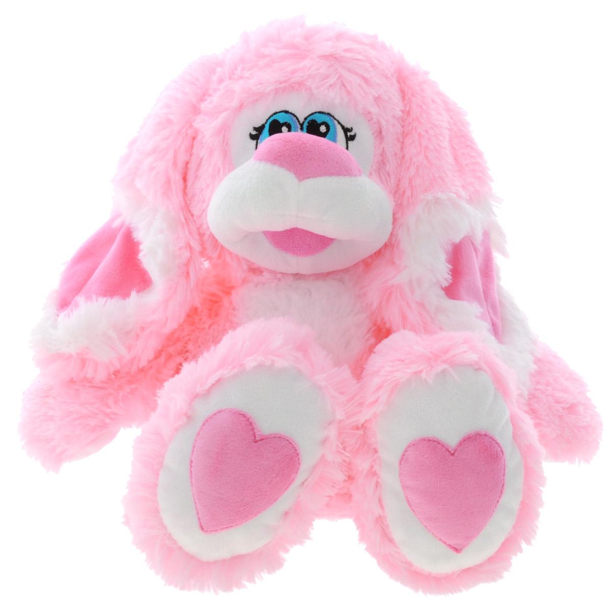 СмолТойс Мягкая игрушка Зайчик 26 см малышарики мягкая игрушка собака бассет хаунд 23 см