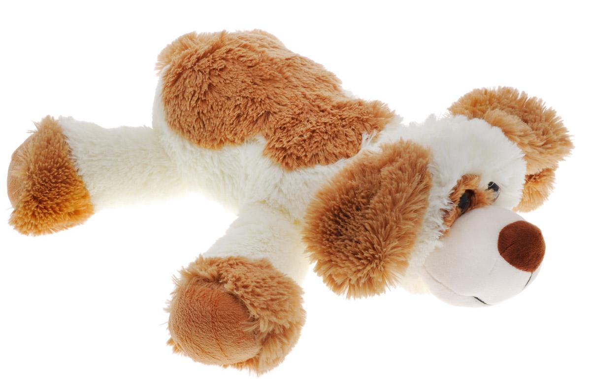 СмолТойс Мягкая игрушка Щенок Рокки 50 см мягкая игрушка смолтойс щенок рокки 52 см молочная