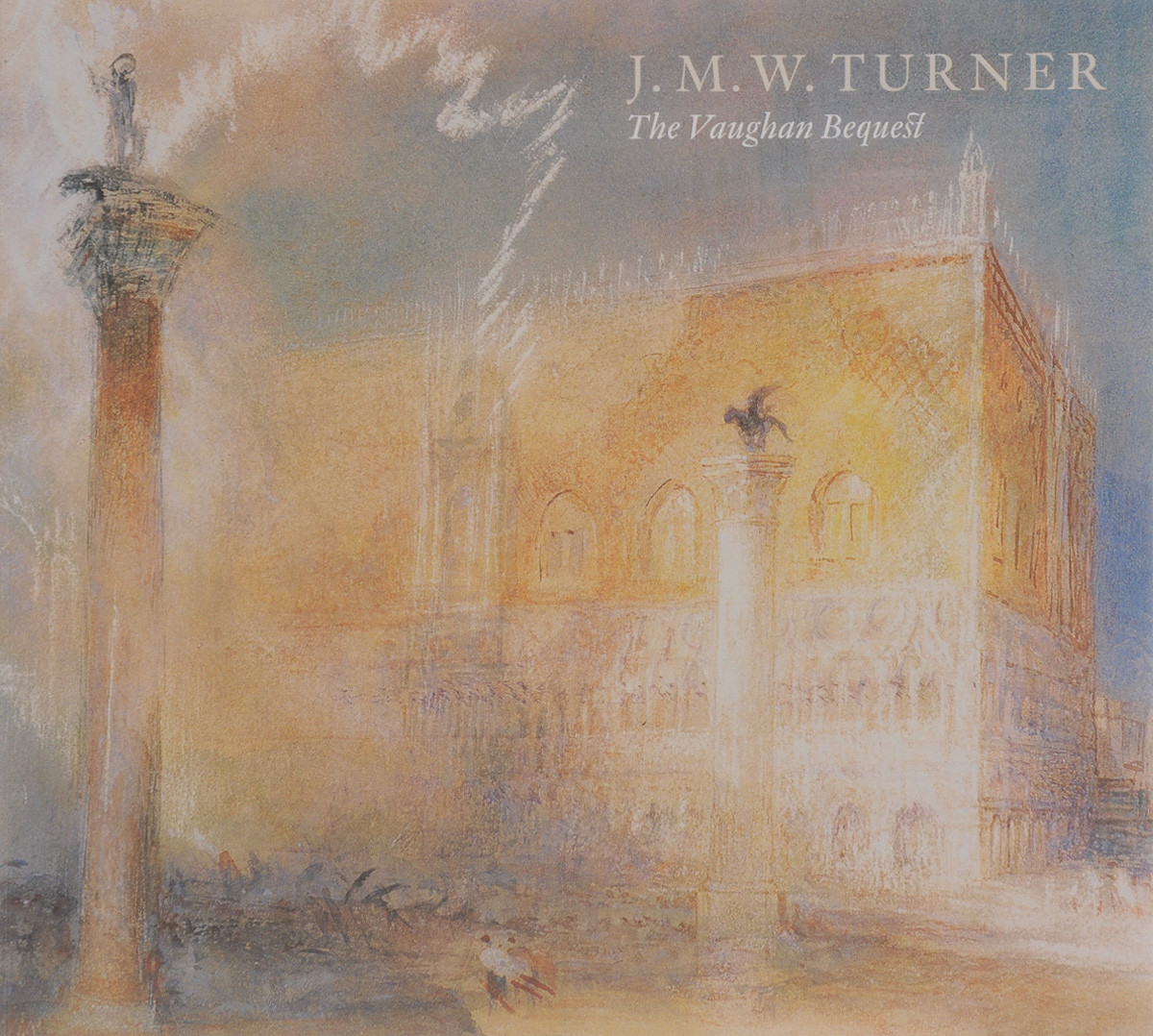 J. M. W. Turner: The Vaughan Bequest a landscape overview of antoniadis garden