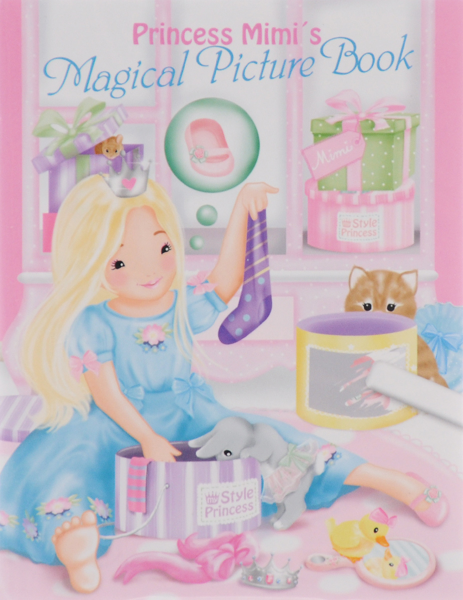 My Style Princess: Magical Picture Book